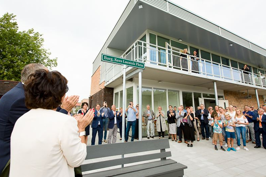 Sportpark Doesburg is geopend